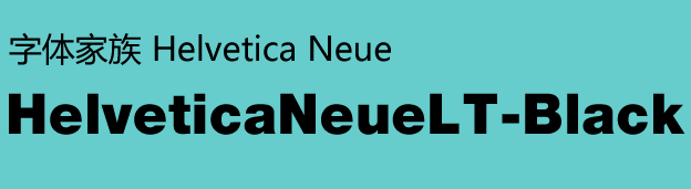 HelveticaNeueLT-Black