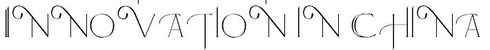 英文字体下载Larkin Capitals